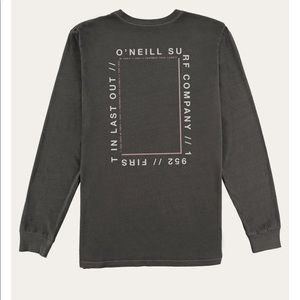 🐠 Men's O'Neill squared long sleeve T-shirt 🐠